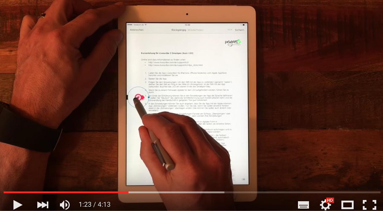 papierloses b ro wie du pdf dokumente direkt in der evernote app annotierst lars bobach. Black Bedroom Furniture Sets. Home Design Ideas