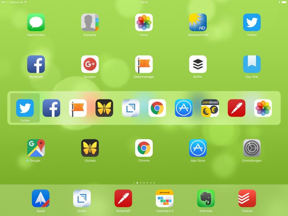 Apps für das iPad Pro