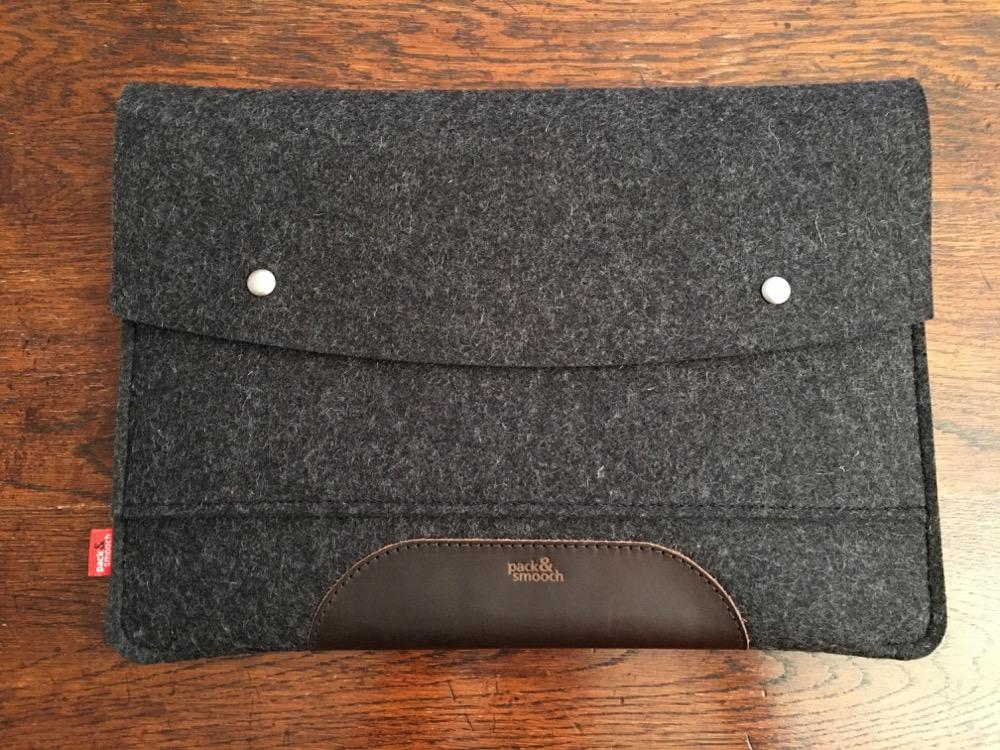 Kleine Tasche für das iPad Pro