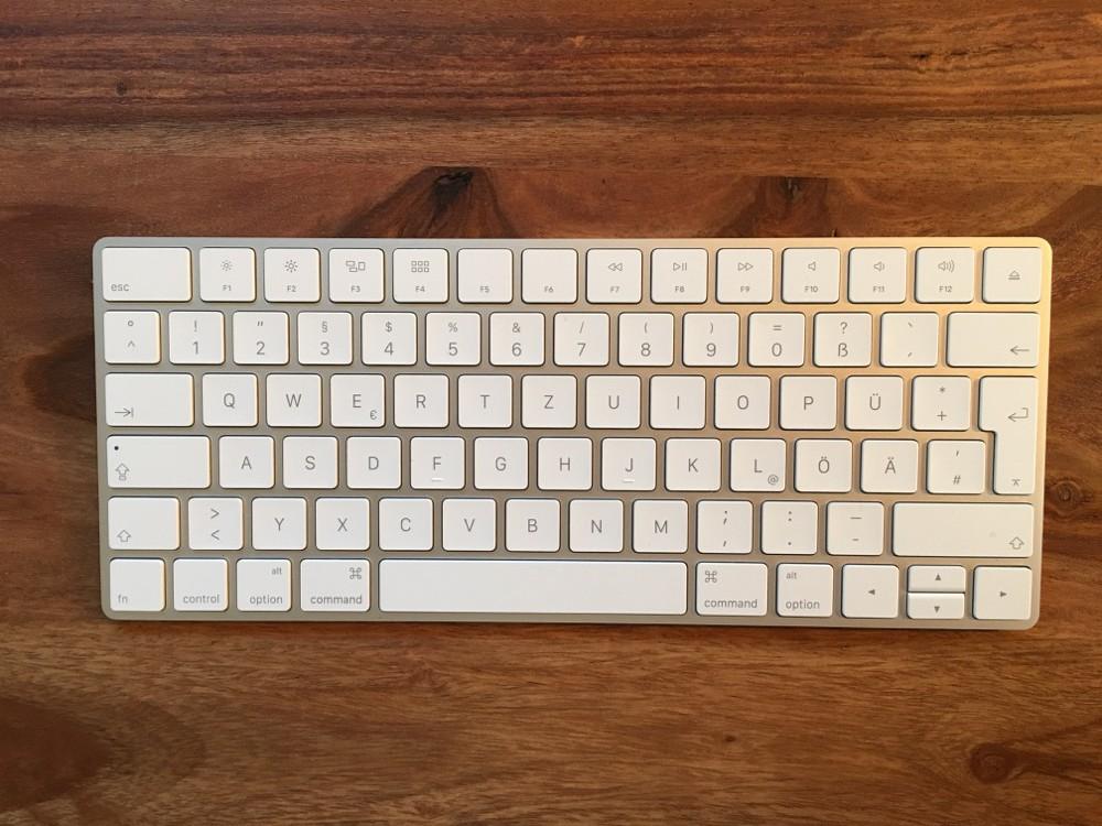 Tastatur für das iPad Pro