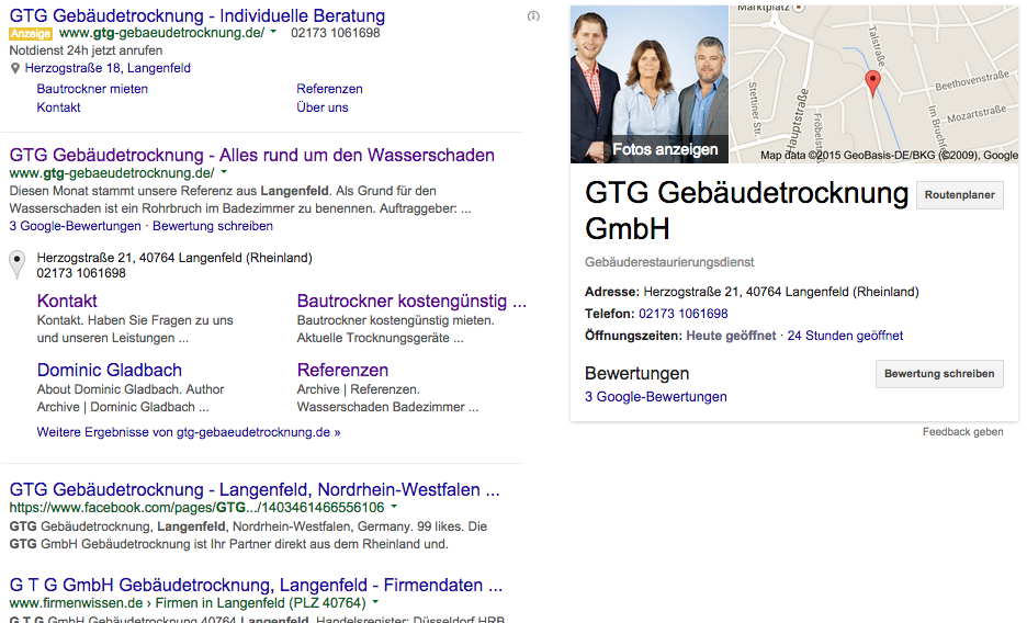 was ist google mybusiness