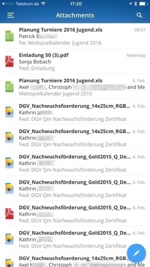 test von apple mail alternativen für das iphone