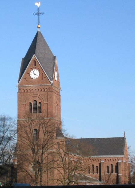 Arbeitsplatz Kirche
