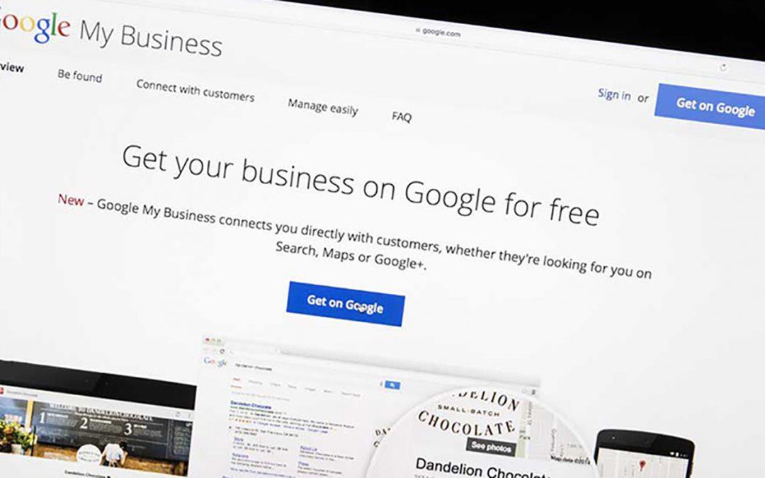 Warum Du einen top-gepflegten Google My Business-Eintrag brauchst