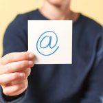 Firmenblog web-tip: Wie Du ganz einfach an Email-Adressen für deinen Newsletter kommst