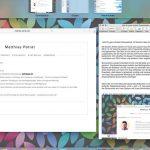 Wie du auf dem Mac im Split View arbeitest – der Produktivitätstipp von Matthias Petrat