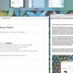 Wie du auf dem Mac im Split View arbeitest
