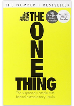 The one Thing von Gary keller