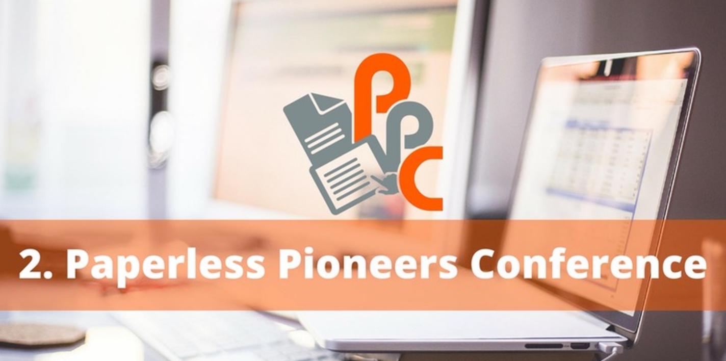 paperless pioneers conference in düsseldorf