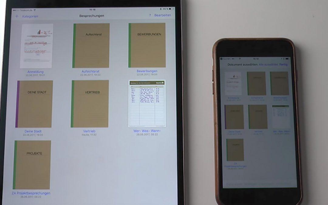 Die GoodNotes iCloud Synchronisation: Mein definitiv letzter Versuch…