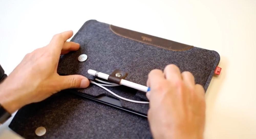 Tasche Hampshire von Pack & Smooch für das iPad Pro