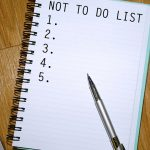 Die wichtigste To-Do-Liste: Die Stop-Doing-List