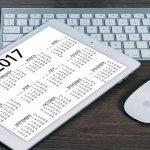 Die 8 wichtigsten Termine für Deinen Kalender