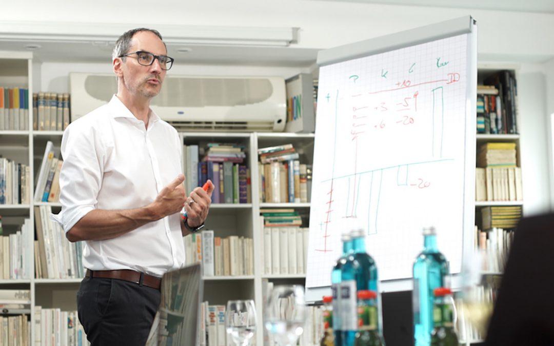 5 Gründe für die MDD-Selbstmanagement Akademie