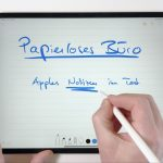 Papierloses Büro: Apples Notizen im Test