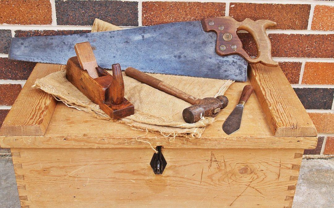 Die 4 wichtigsten Werkzeuge im Online-Marketing für Handwerksunternehmer