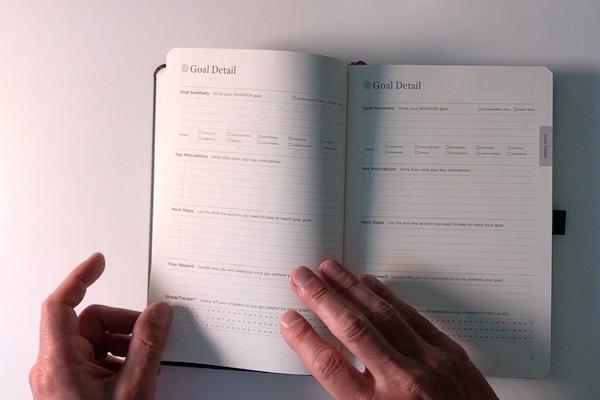 Goal Details - Full Focus Planner
