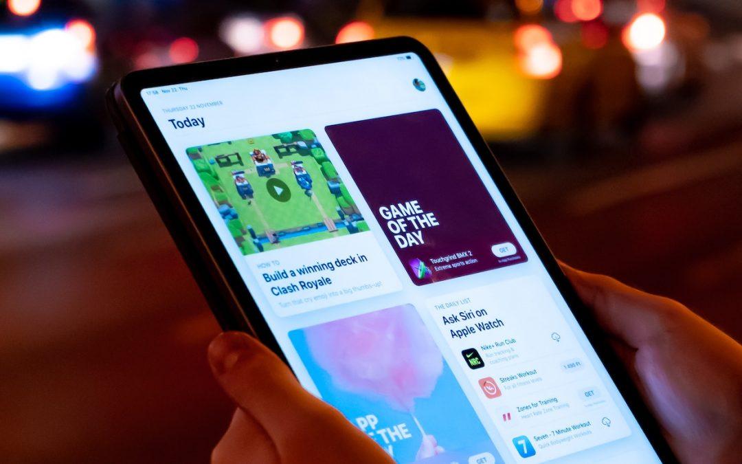 Die 10 besten Apps für das iPad
