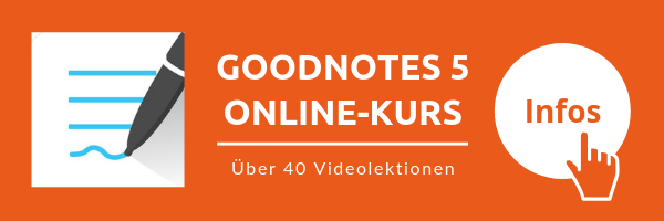 Online-Kurs: GoodNotes