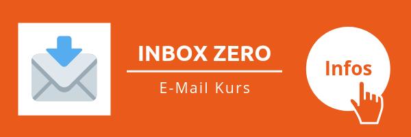 E-Mail-Kurs: Inbox-Zero