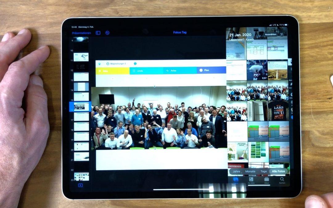 iPad only: 8 Tipps für produktives Arbeiten mit dem iPad