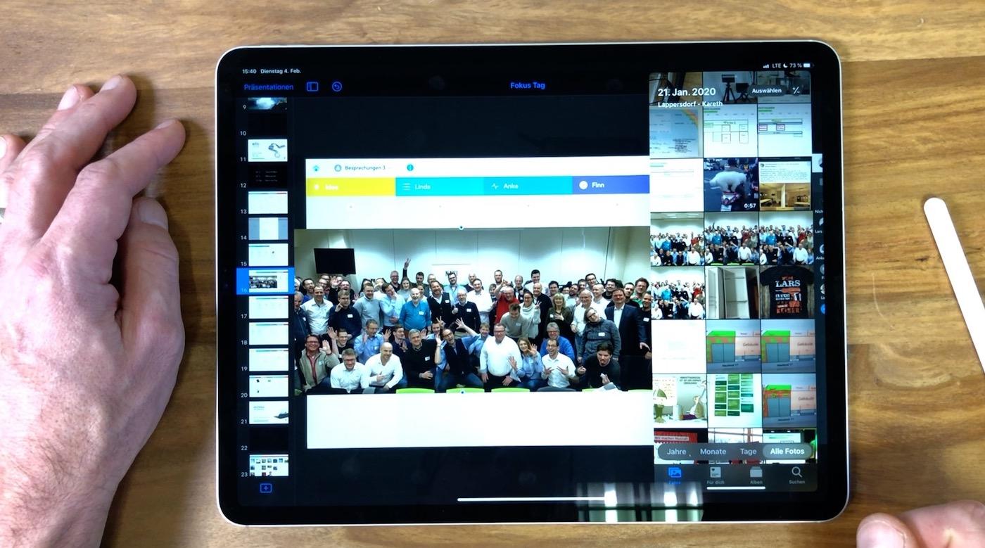 iPad only: 8 Tipps für produktives Arbeiten mit dem iPad - Lars Bobach