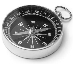 KeyVisual Kompass