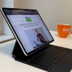 Die ersten Wochen mit dem Magic Keyboard für das iPad