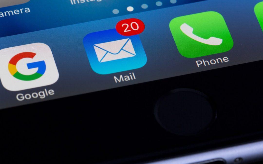 Die 5 größten Fehler beim Umgang mit E-Mails (und die Lösungen)