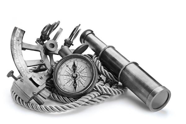 Dein Navi fürs LebenSextant Kompass und